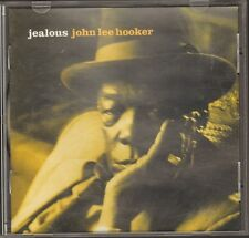 JOHN LEE HOOKER JEALOUS 10 track NEW CD Mike Osborn Deacon Jones