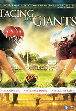 Facing the Giants (DVD, 2007)