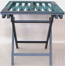 Backgammon Table, Black, Extra Large. FREE P&P *parts of UK (see description)
