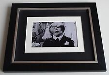 John Hurt SIGNED 10x8 FRAMED Photo Autograph Display Elephant Man AFTAL & COA