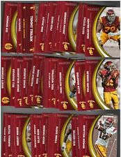 2015 Panini USC Trojans Collegiate Collection Complete Set 77 Cards  - NM-MT