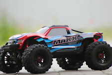 Traxxas 89076-4 Red Maxx VXL 4s 4x4 Brushless With TSM Ed 1 10