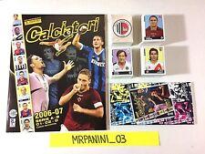 CALCIATORI Panini 2006-07 - ALBUM VUOTO +Full-Set Completo Figurine-stickers ALL