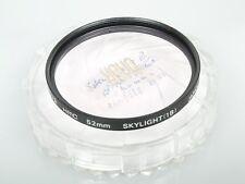 Hoya H.M.C. 52mm autor 1b 52mm einschraubgewinde verre top + boîte Case