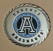 """CFL Toronto Argonauts 1-3/4"""" CHALLENGE COIN"""