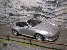 UT Models Porsche 911 GT2 (993) 1:18 Silver