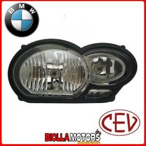 F100461600 GRUPPO OTTICO FARO BMW R1200GS 2005 - Rif. Originale 63128527538