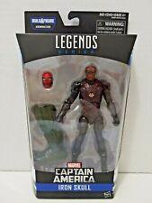 Marvel Legends Infinite Series Captain America Iron Skull Abomination BAF Wave