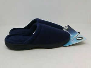 Isotoner Mens Navy Shoes Size 9.5-10 US