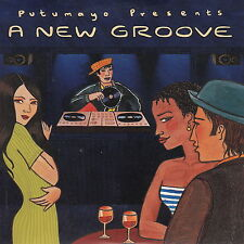 CD ALBUM PROMO / A NEW GROOVE / COMPIL EMO, GABRIEL RIOT, CAT EMPIRE ETC