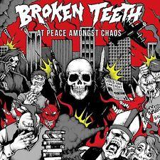 Broken Teeth HC – At Peace Amongst Chaos (2016)  CD  NEW/SEALED  SPEEDYPOST
