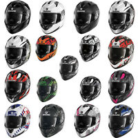 Shark Ridill Full Face Moto Motorcycle Motorbike Helmets | All Colours & Sizes