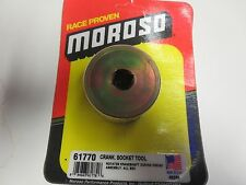 MOROSO 61770 CRANKSHAFT SOCKET BIG BLOCK CHEVY