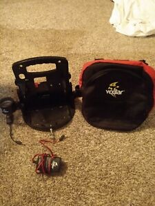 Vexilar Pro Pack Carrying Case Glo Ring Soft Case Charger and battery