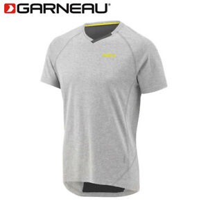 Louis Garneau HTO 2 Men's Cycling Jersey - Grey