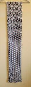 Sisco cotton polka dot spot print waist tie sash belt, scarf, cummerbund