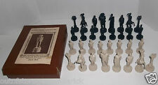 1966 Classic Games Chess Set Napoleon Bonaparte Empire of The French 1804 - 1814