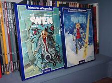 Wen - Lot de 2 albums - Par J.Stoquart & Eric - BD Fantastique