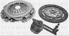 HKT1063 Borg & Beck Clutch 3in1 SCC KIT FITS FORD FIESTA, FUSION 1.4 TDCi 02 -