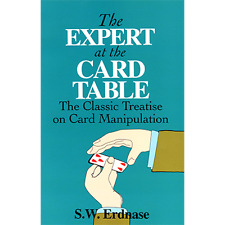 Expert At The Card Table by Dover Erdnase from Murphy's Magic - Book