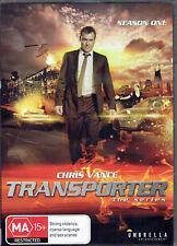 TRANSPORTER: The Series, SEASON ONE (4 disc set + bonus  disc, R4, Like New)