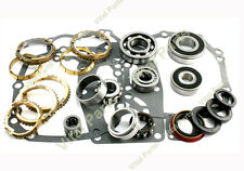 Fits: Toyota Lexus Manual Transmission Overhaul Rebuild Kit W58 W59 w/Synchros