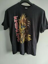 Iron Maiden Band T Shirt XL