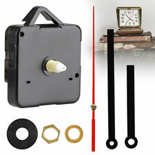 DIY Wall Quartz Clock Movement Mechanism Replacement Tool Parts Set with Hands