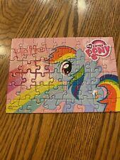 My Little Pony 50 Piece Puzzle VGUC