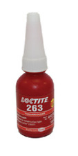 NEW Loctite 263 High Strength Threadlocker 10ml 44279