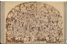 ca1880 Bradley & Rulofson San Francisco Photographers Advertising Cabinet Photo