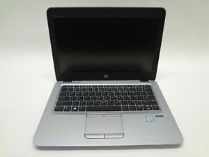 "HP EliteBook 820 G3 12.5"" Laptop 2.40 GHz i5-6300U 4GB RAM (Grade C No Caddy)"