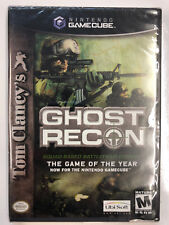Nintendo Game Cube TOM CLANCY'S GHOST RECON USA