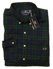 Vineyard Vines Big & Tall Men's Charleston Green Classic Fit Tucker Pocket Shirt
