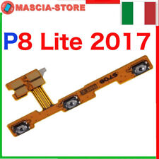 CAVO Flex HUAWEI P8 LITE 2017 VOLUME POWER ACCENSIONE Switch Tasto ON Flet Flat