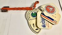 vintage Lot USGA Golf Passes & South Ocean Beach Golf Club