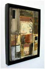 "SUPERB NEW SIMON KIRK ORIGINAL  ""Azolay"" ABSTRACT Cave Style PAINTING"