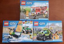 Lego city Lot sets: 60107, 60149, 60121