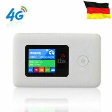 Tragbar Router  4G LTE Mobiler Wireless WIFI WLAN 150M SIM Hotspot Entsperrt DE