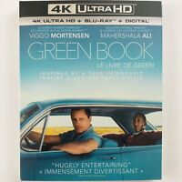 Green Book (4K Ultra HD/Blu-ray Combo with Slipcover)
