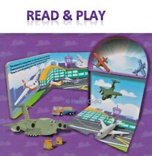 My Mini Busy Book  - Ready for Takeoff!   with 4 x Mini Toy Planes & Play board