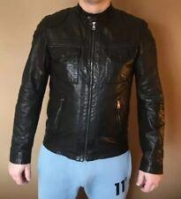 Leather Jacket Size M Uk 40 Eur 50