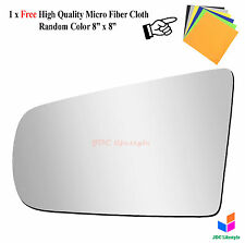 NEW fit 92-02 CADILLAC ELDORADO Driver Side Left Replacement Mirror Glass#2590