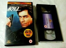 Licence To Kill (VHS/SUR, 1996)
