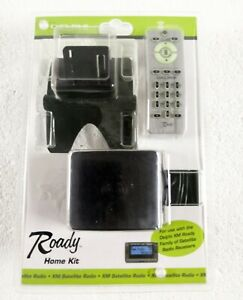 New Delphi Roady Home Kit SA 10069-11P1 Satellite Radio Receiver Adapter Kit S35