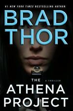 The Scot Harvath: The Athena Project 10 by Brad Thor (2010, Hardcover)