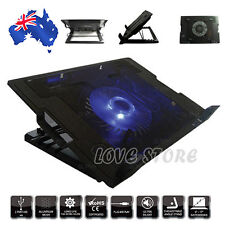 OZ For Laptop Notebook Cooler Cooling Stand USB Fan Pad