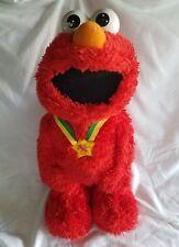 2005 TMX Extra Special Edition Tickle Me Elmo Sesame Street works