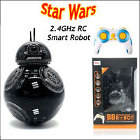 Star Wars BB-8 2.4G RC Smart Robot Rmote Control Droid Intelligent Ball Toy Gift