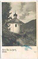 Ansichtskarte - Maria Rast bei Zell - Zillertal - Kirche - Wanderweg - 1941